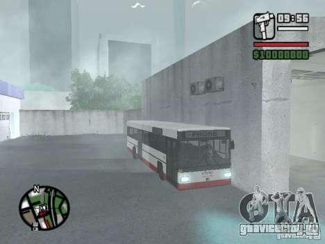 MAN SL 202 для GTA San Andreas вид справа