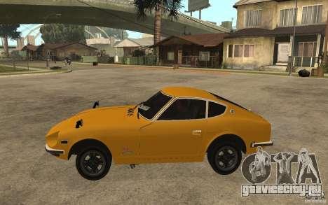 Nissan Z432 для GTA San Andreas вид слева