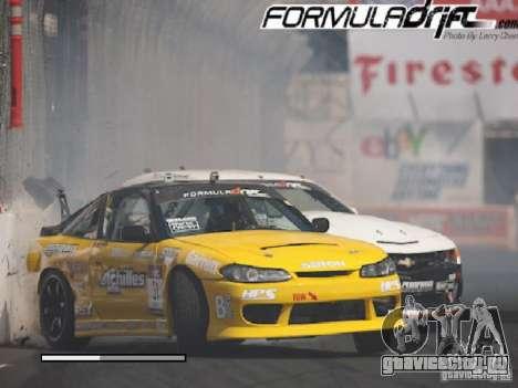Загрузочные экраны Formula Drift для GTA San Andreas девятый скриншот
