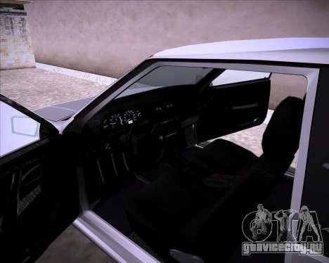 Lada Samara 2113 для GTA San Andreas вид справа