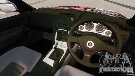 Nissan Skyline GT-R NISMO S-tune для GTA 4 вид справа