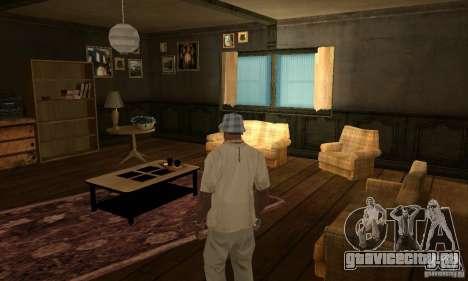 GTA SA Enterable Buildings Mod для GTA San Andreas шестой скриншот