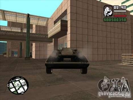 Авто из Flatout 2 для GTA San Andreas вид сзади