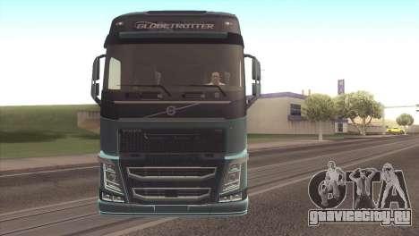 Volvo FH 2013 для GTA San Andreas вид слева
