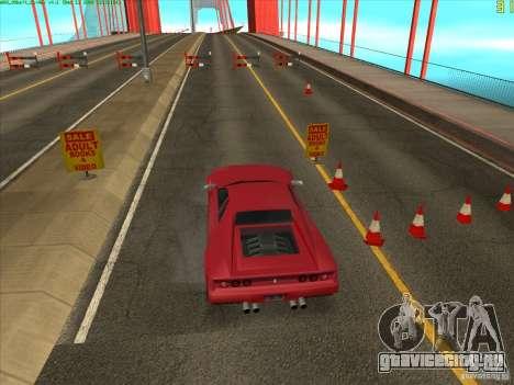 Такомский Мост (Tacoma Narrows Bridge) для GTA San Andreas четвёртый скриншот