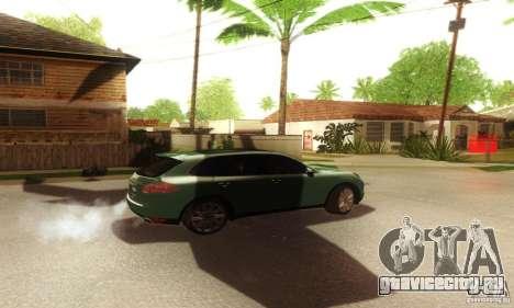 iPrend ENBSeries v1.1 BETA для GTA San Andreas пятый скриншот