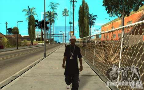 The Ballas Gang [CKIN PACK] для GTA San Andreas второй скриншот