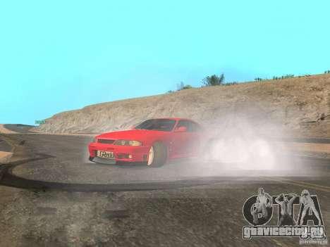 Новые текстуры воды и дыма для GTA San Andreas шестой скриншот