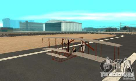 The Wright Flyer для GTA San Andreas