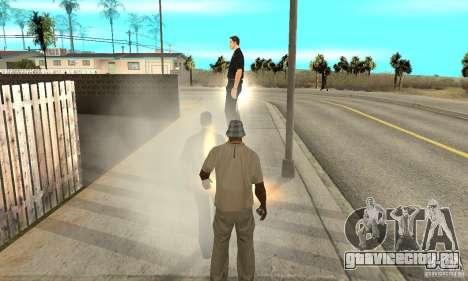 SuperClon (КЛОНИРОВАНИЕ ЛЮДЕЙ В SAN ANDREAS) для GTA San Andreas шестой скриншот