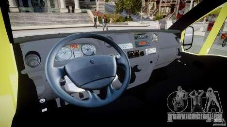Renault Master 2007 Ambulance Scottish [ELS] для GTA 4 вид сверху