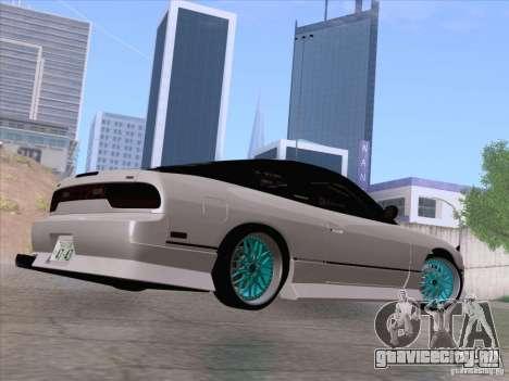 Nissan 240SX V2 для GTA San Andreas вид справа