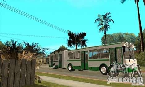 ЛиАЗ 6212 для GTA San Andreas вид слева