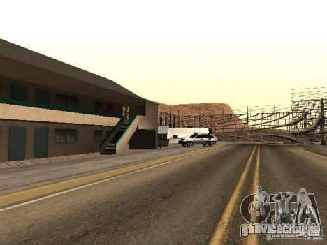 Prison Mod для GTA San Andreas четвёртый скриншот
