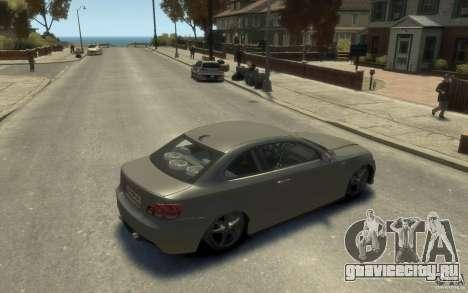 BMW 135i для GTA 4