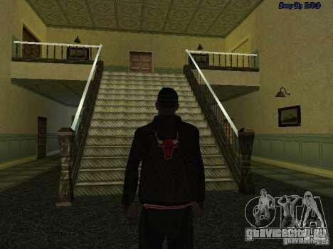 Winter bmyst для GTA San Andreas третий скриншот