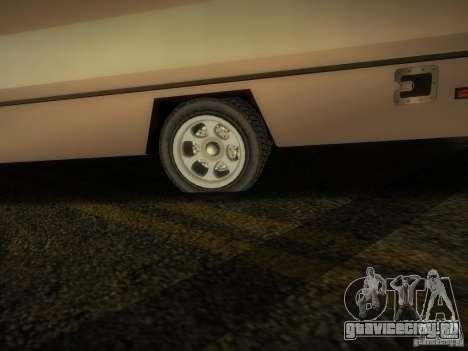 Journey для GTA San Andreas вид сзади