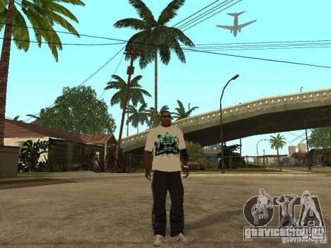 Майка Аdidas для GTA San Andreas
