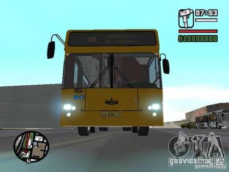 Маз 107.466 для GTA San Andreas