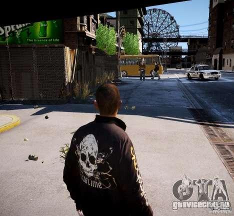 Bad Niko для GTA 4 второй скриншот