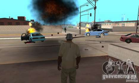Hot adrenaline effects v1.0 для GTA San Andreas шестой скриншот