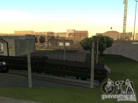 Контактная сеть для GTA San Andreas пятый скриншот