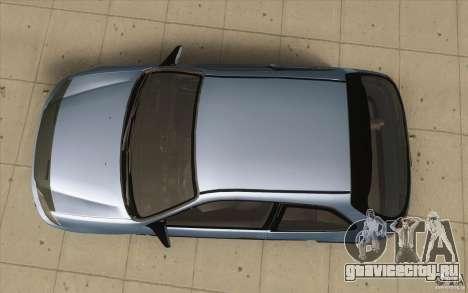 Honda Civic EK9 JDM v1.0 для GTA San Andreas вид справа