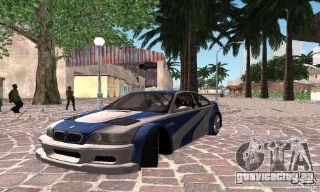 New Groove by hanan2106 для GTA San Andreas второй скриншот