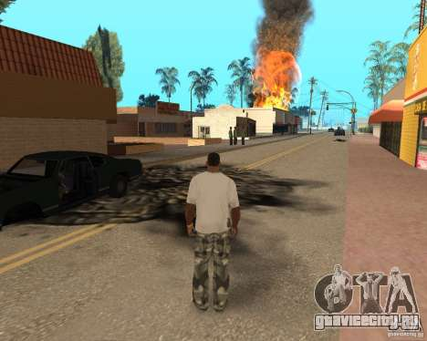 Смерч для GTA San Andreas восьмой скриншот