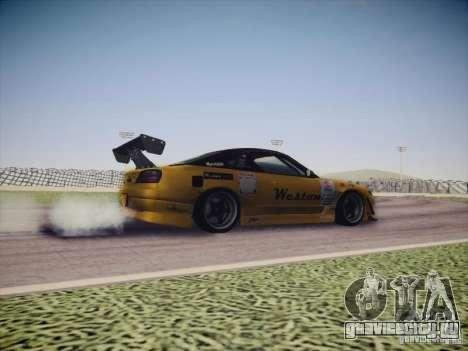 Nissan Silvia S15 Drift для GTA San Andreas