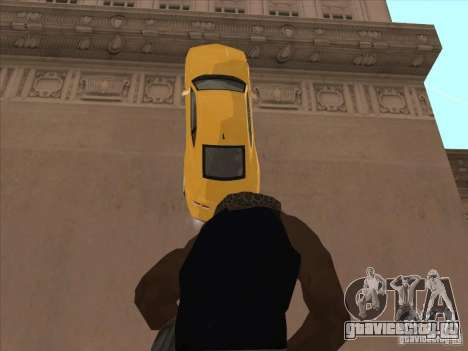 Езда по стенам для GTA San Andreas четвёртый скриншот