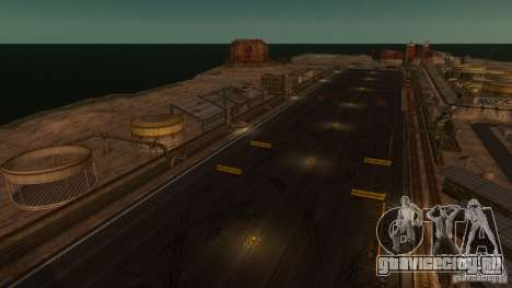 Nevada Drift Map для GTA 4