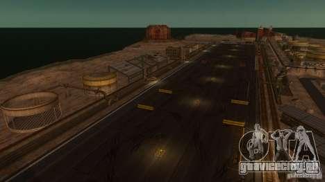 Nevada Drift Map для GTA 4 второй скриншот