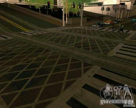 GTA 4 Roads для GTA San Andreas шестой скриншот