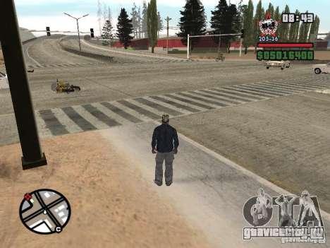 Todas Ruas v3.0 (Las Venturas) для GTA San Andreas второй скриншот