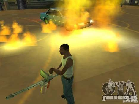 IVLM 2.0 TEST №3 для GTA San Andreas четвёртый скриншот