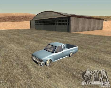 Toyota Hilux Surf Tuned для GTA San Andreas
