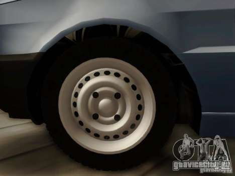 Fiat Premio Edit для GTA San Andreas вид сзади слева