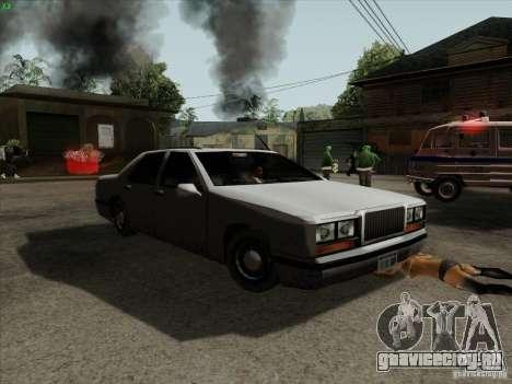 New Elegant для GTA San Andreas