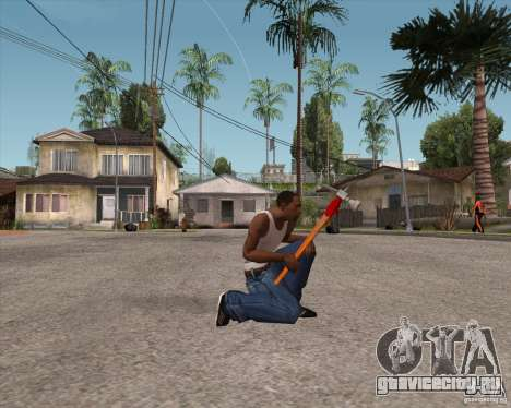Молот из Assassins Creed Brotherhood для GTA San Andreas