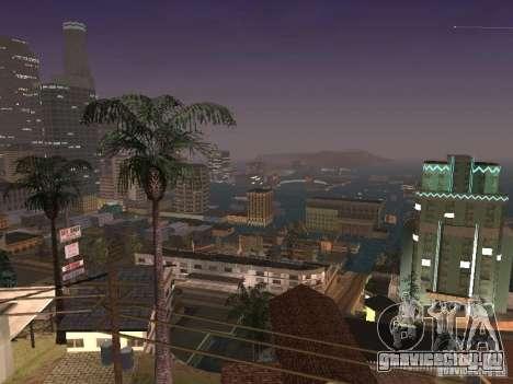 Наводнение для GTA San Andreas