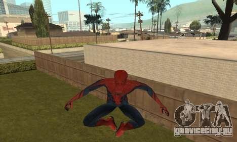 Gta San Andreas Spider Man 3 Mod