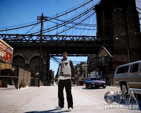 Niko - Cj для GTA 4 четвёртый скриншот
