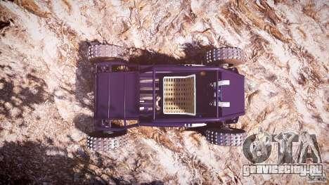 Buggy beta для GTA 4 вид справа