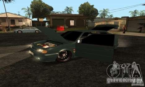 ВАЗ 2113 Ferrari для GTA San Andreas вид справа