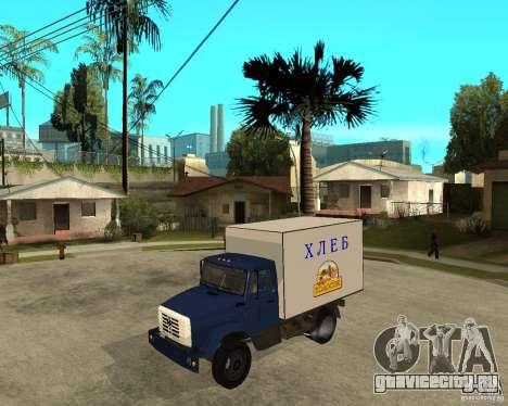 Зил-433362 Extra Pack 2 для GTA San Andreas вид слева