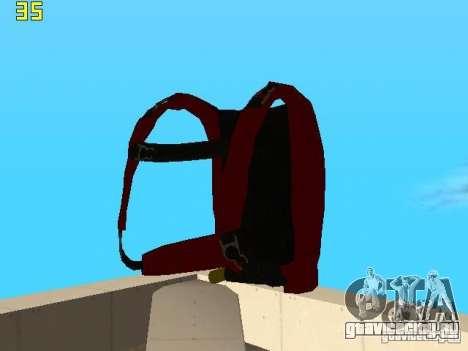 Парашют из TBOGT v2 для GTA San Andreas пятый скриншот