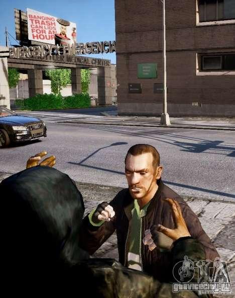 Bad Niko для GTA 4 восьмой скриншот