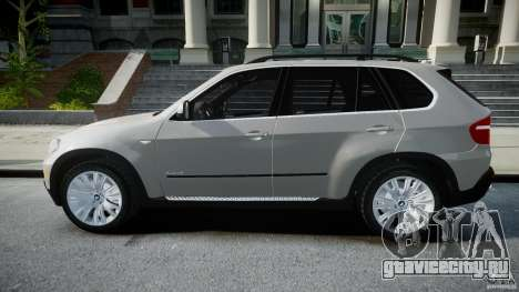 BMW X5 Experience Version 2009 Wheels 223M для GTA 4 вид слева