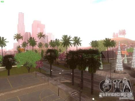 Spring Season v2 для GTA San Andreas четвёртый скриншот